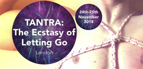 Tantra: The Ecstasy of Letting Go