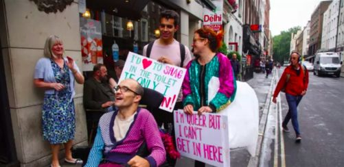 02.02.19 - LGBTQIA+ Disability Tour - Accessibility for all!