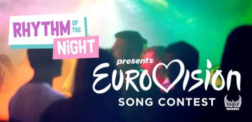 Rhythm Of The Night presents Eurovision Song Contest 2018