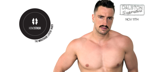 HOMOSTASH - Movember 2.0