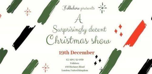 A Surprisingly Decent Christmas Show