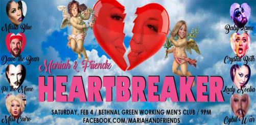 Mariah & Friendz: Heartbreaker!
