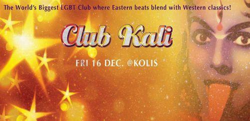 Club Kalis Christmas Cracker Party
