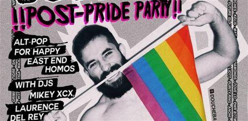 DOUCHEBAGS POST-PRIDE PARTY