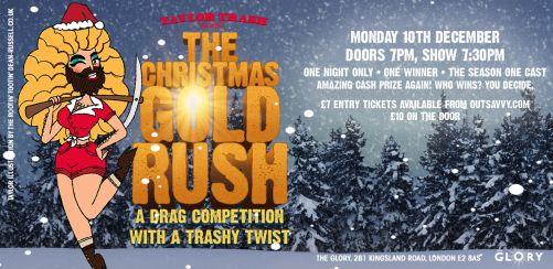 The Christmas Gold Rush