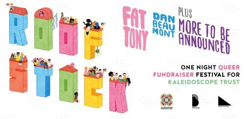 Roofstock 2018: A Queer Festival Fundraiser! ft. DJ Fat Tony
