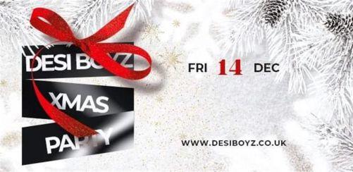 Desi Boyz - Xmas Party