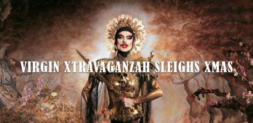 Virgin Xtravaganzah Sleighs Xmas