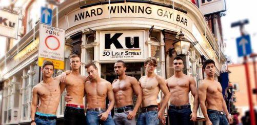 September Gay Pub Crawl