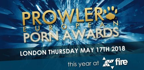Prowler European Porn Awards 2018 Main Event & After Party
