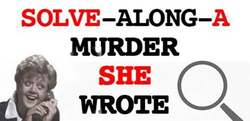 Solve-Along-A-Murder-She-Wrote at Old Market Assembly