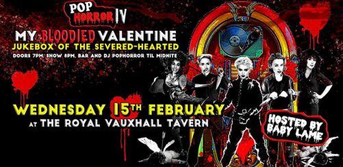PopHorror IV - My Bloodied Valentine