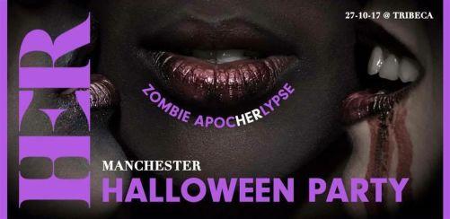 HER MCR Halloween Party: Zombie ApocHERlypse