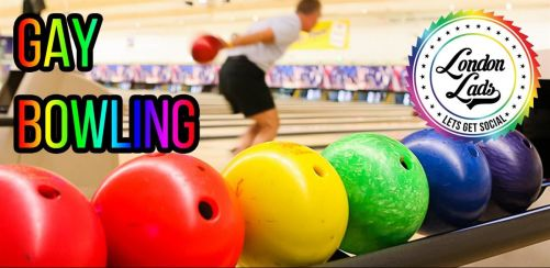 Gay Bowling - Bank Holiday weekend special!