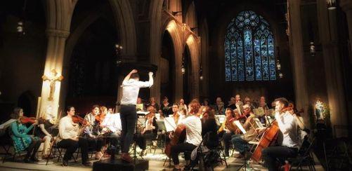 London Euphonia Orchestra - Spear, Shostakovich, Prokofiev