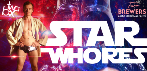 STAR WHORES! An Adult Panto