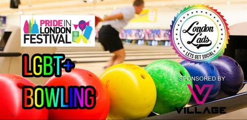 Pride in London Festival: LGBT+ Bowling with Pride!
