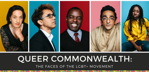 Queer Commonwealth: Faces of the LGBT+ Movement