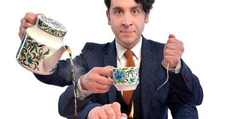Pete Firman at The Four Thieves