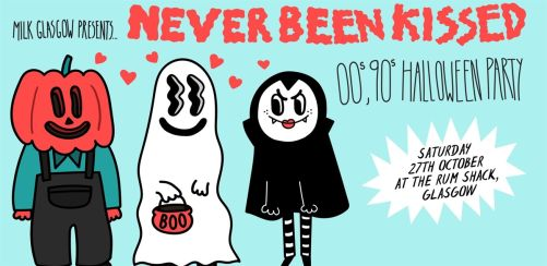 Never Been Kissed 90s/00s Halloween Party