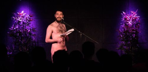 Naked Boys Reading: The Audition