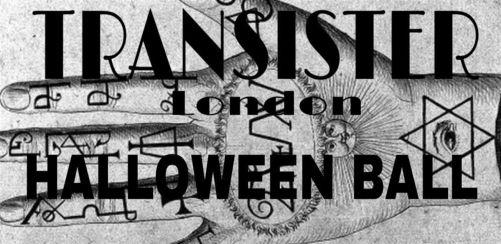 TRANSISTER Halloween ball