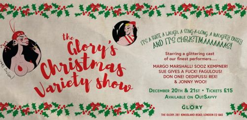 The Glorys Christmas Variety Show