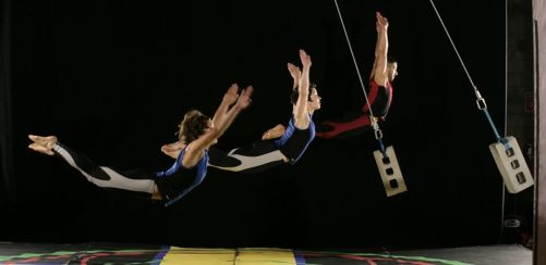 Fringe! present Born to Fly: Elizabeth Streb Vs. Gravity + Q&A