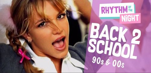 Rhythm Of The Night Back To School