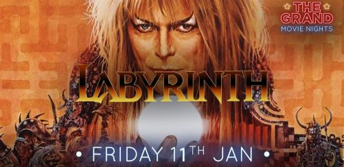 Labyrinth - Movie Night Feat. #1 Bowie Tribute Act