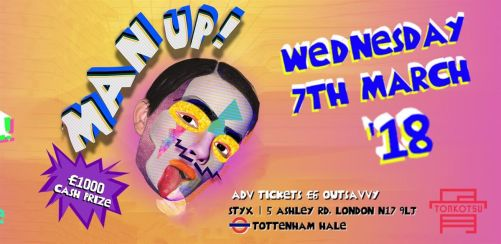 Man Up! - Drag King Contest - Grand Final!