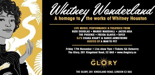Whitney Wonderland - Homage to music of Whitney Houston