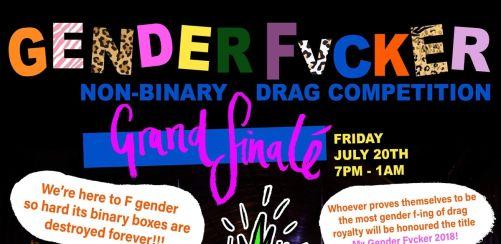 Gender Fvcker: Grand Finalé