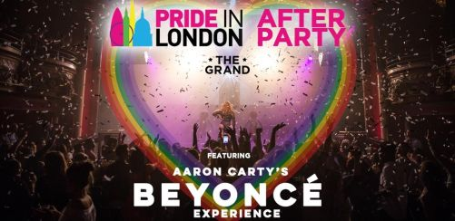 Official Pride In London After Party