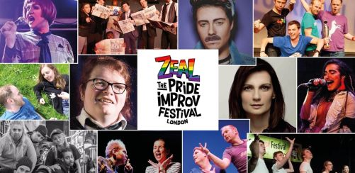 Zeal: The Pride Improv Festival - Friday Night!