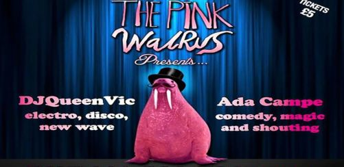 The Pink Walrus presents The Magic Flipper