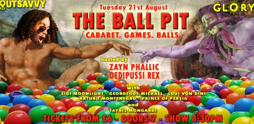 Welcome to The Ball Pit!