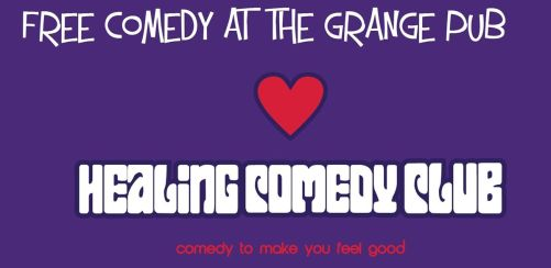 Lynn Ruth Miller, Spring Day, Archie Henderson, with Kevin OConnell at Healing Comedy Club