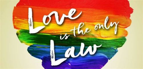 Love is the only Law - 50 years legal - Manchester Launch