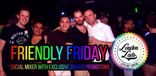 Friendly Friday: Social mixer and drinks @ Village Bar