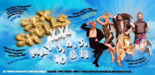 Sex Shells: XXL