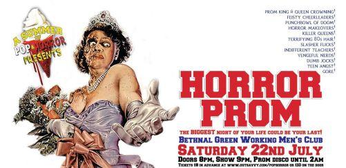 Horror Prom!