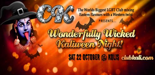 Club Kalis Halloween Party @Kolis