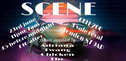 Transister presents SCENE