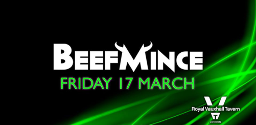 BEEFMINCE feat. Rob C