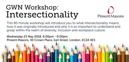GWN Workshop: Intersectionality