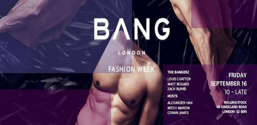 BANG - Fashion week