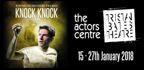 Knock Knock at the Tristan Bates Theatre