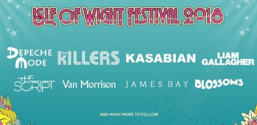 Isle of Wight Festival Prize Draw