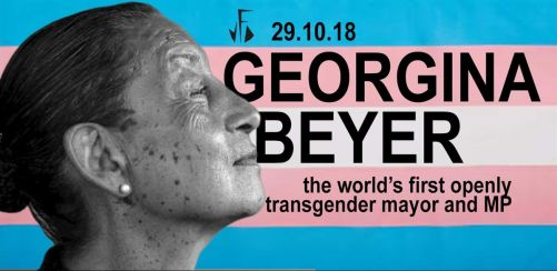 Meet Georgina Beyer// Worlds First Trans Mayor and MP